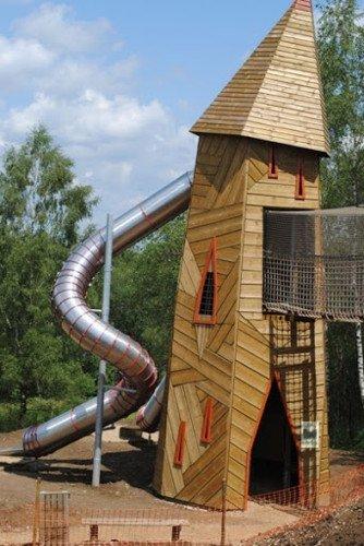 Parc Chlorophylle - touwendoolhof